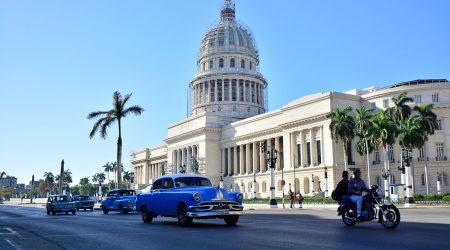 Viajes a Cuba, Capitolio