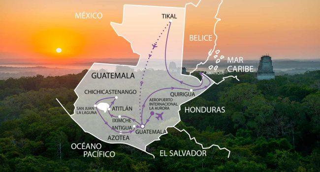 Guatemala al Completo
