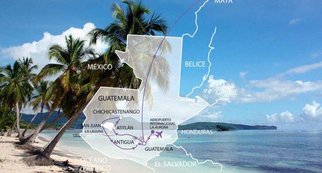 Guatemala y la Riviera Maya