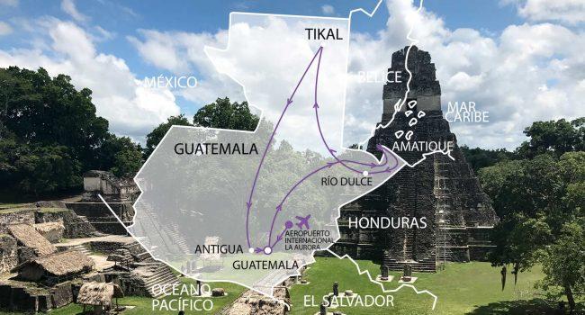 Guatemala Histórica