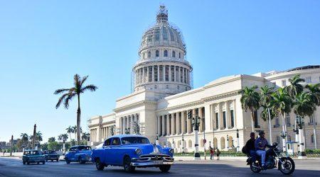 El Capitolio para visitar en La Habana