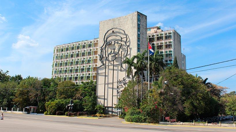 Que ver en La Habana, la plaza de la Revolución
