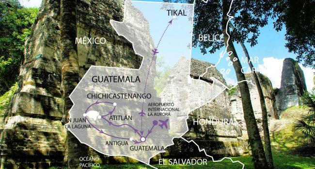 Guatemala Activa y Tikal