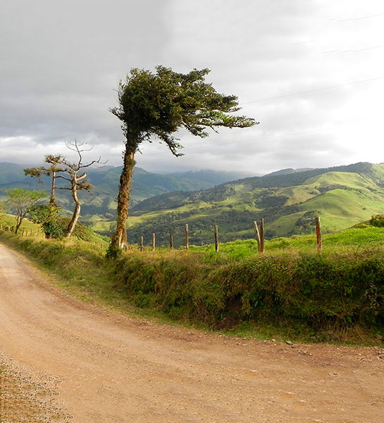 Itinerario de Costa Rica en Libertad