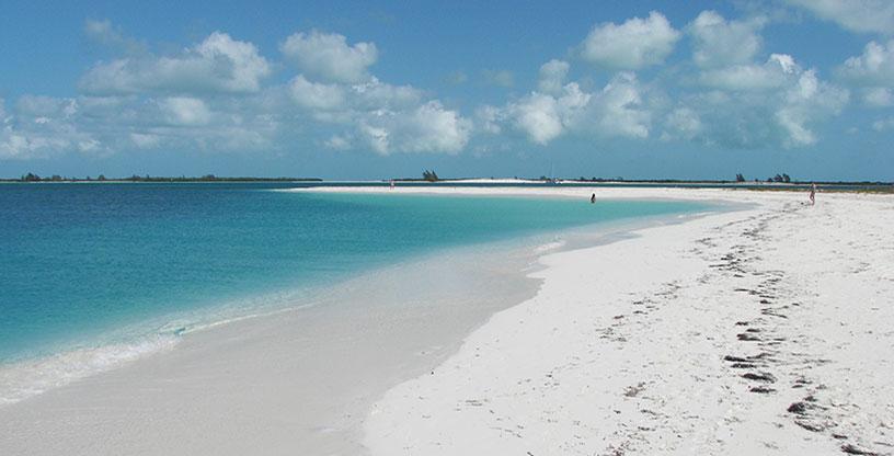 Playa Paraiso, mejores playas del Caribe