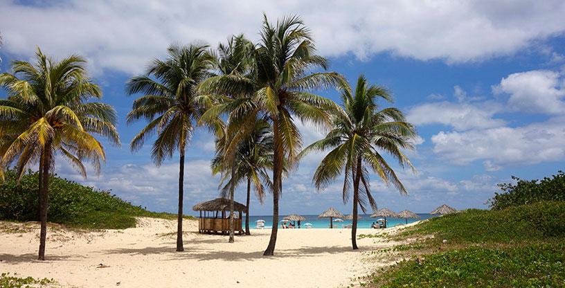 Varadero, mejores playas del Caribe