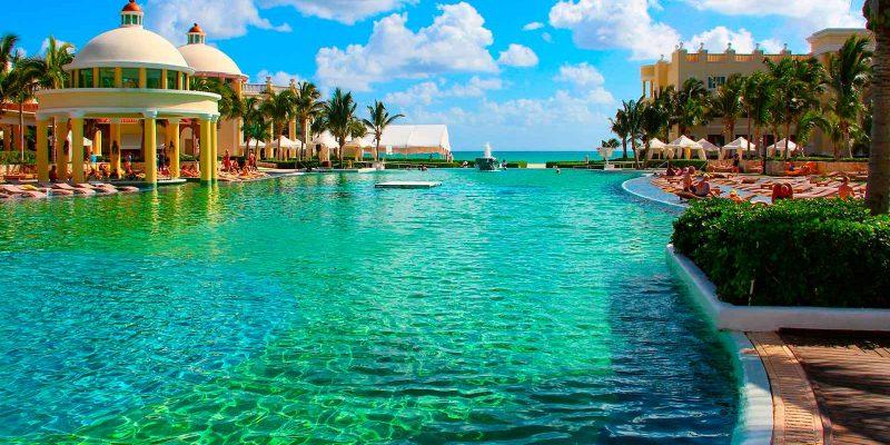 hoteles del caribe