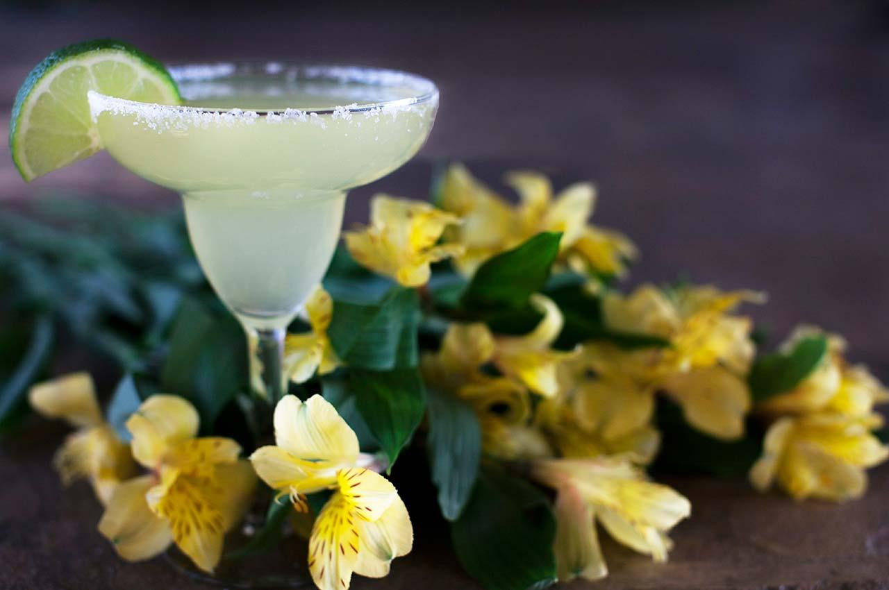 Receta de coctel Margarita