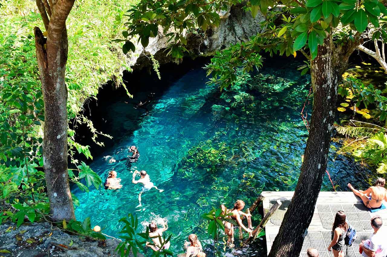 Ojos Indigenas excursiones en Punta Cana